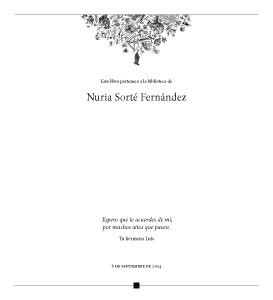 Cuentos del Picogordo. Colección ILUSTRATORIA. Exlibris con dedicatoria/felicitación
