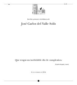 Cuentos del Picogordo. Colección TEJADOS Y ALCANTARILLAS. Exlibris con dedicatoria/felicitación
