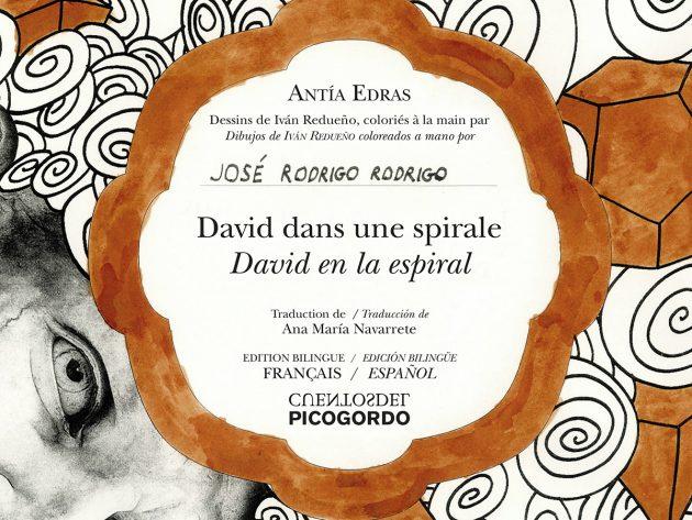 David en la espiral. Cuento bilingüe. Bilingual. Bilingue.